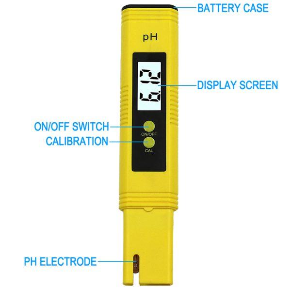 pH meter uitleg