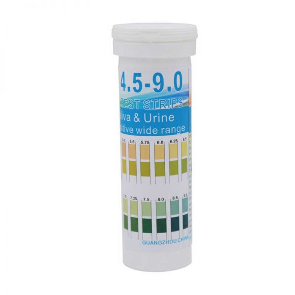 urine speeksel pH test